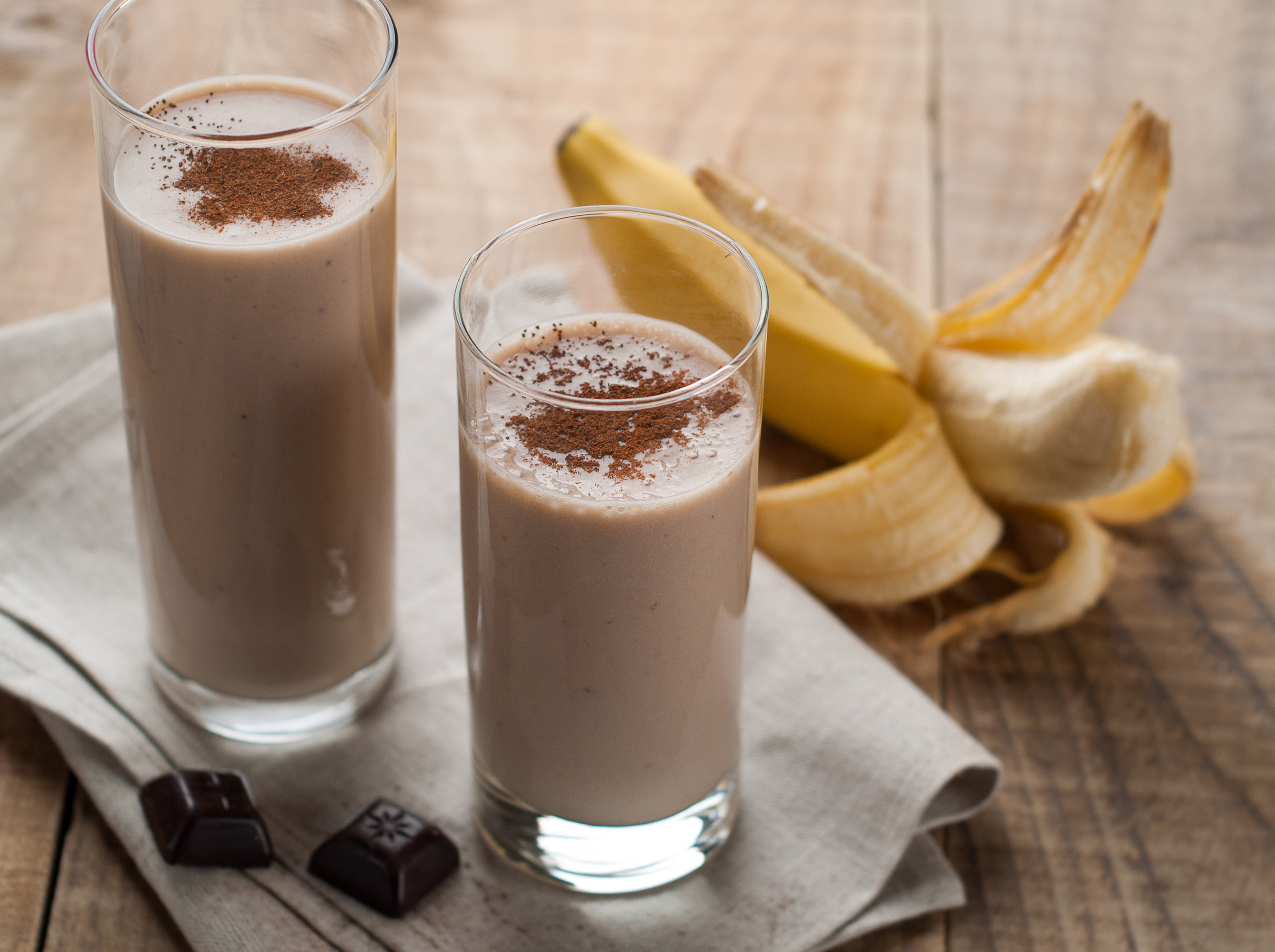 Chocolate-For-Breakfast Smoothie
